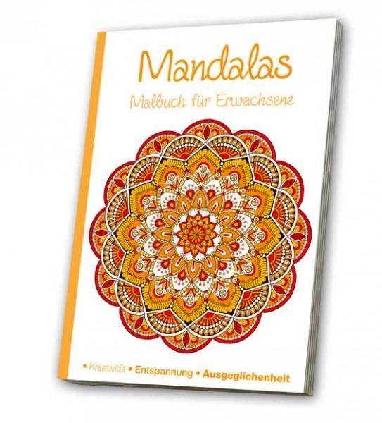 Mandalas - Malbuch für Erwachsene