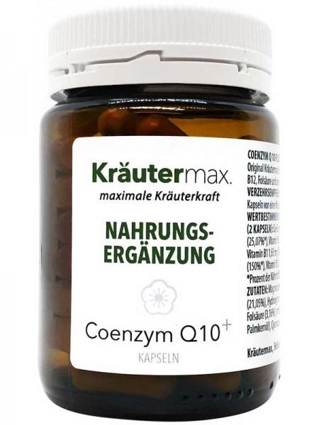 Kräutermax Coenzym Q10, 60 Kapseln