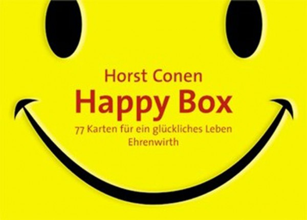 Happy Box - Kartenset von Horst Conen