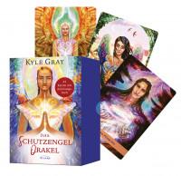 Das Schutzengel-Orakel. Buch mit 44 Karten - Kyle Gray