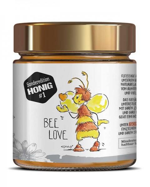 Sonnseite14 Honig mit Sonderetikette von Conny Wolf #1