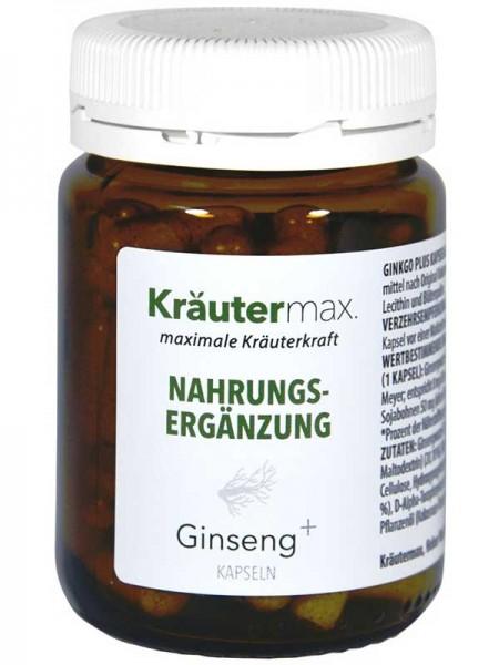 Kräutermax Ginseng, 60 Kapseln