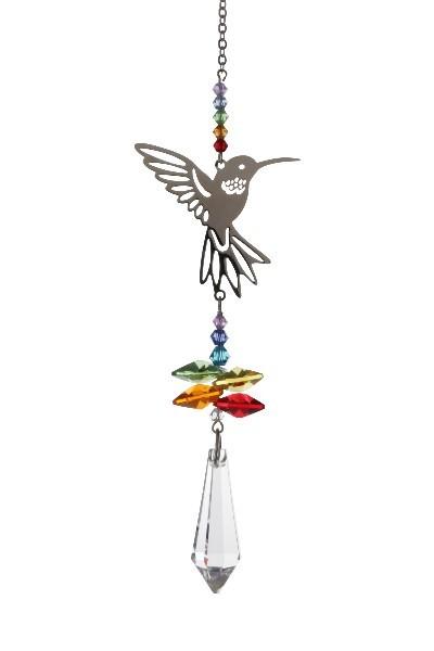 "Sonnenfänger-Kristall ""Kolibri"""