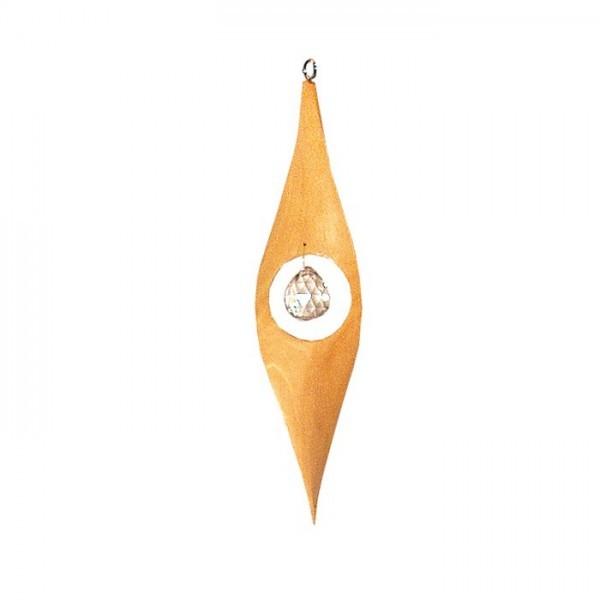 Feng-Shui Kristall-Spirale