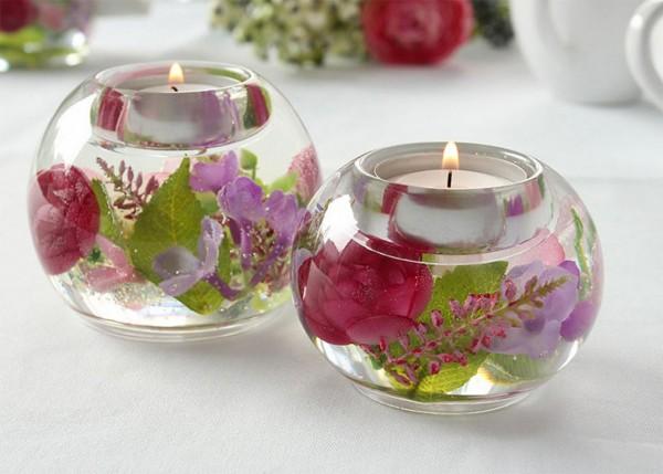 """Teelichtleuchter """"Sweet Blossom"""""""