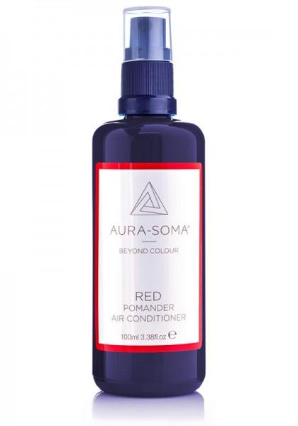 Aura-Soma® Raumspray Rot - Pomander
