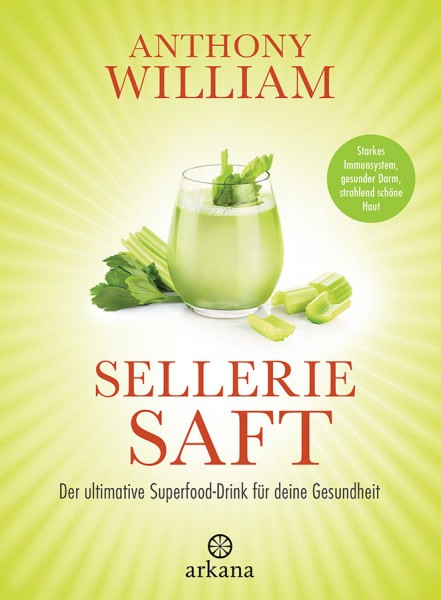 SellerieSaft - Anthony William