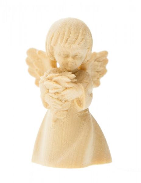 Engel der Liebe aus Zirbenholz