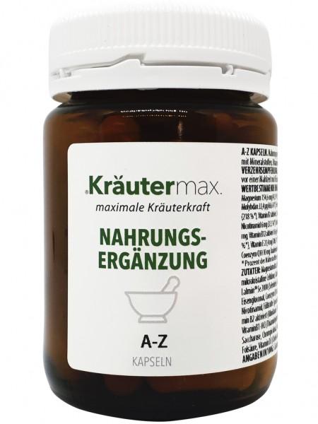 Kräutermax A bis Z 60 Kapseln
