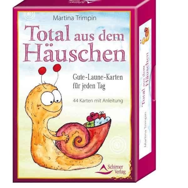 Kartenset - Total aus dem Häuschen - Martina Trimpin