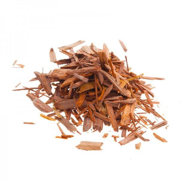 Rotes Sandelholz zum Räuchern