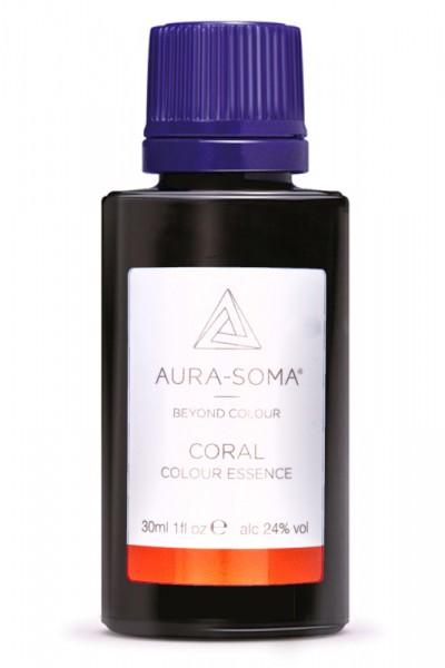Aura-Soma® Farbessenz Koralle