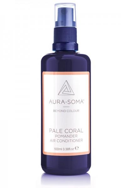 Aura-Soma® Raumspray Hellkoralle - Pomander