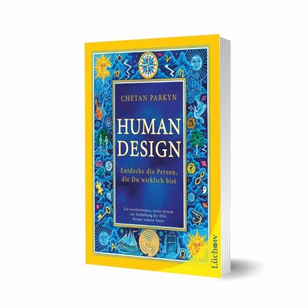 Human Design - Chetan Parkyn