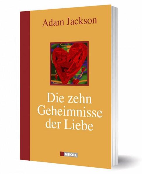 Die zehn Geheimnisse der Liebe - Adam Jackson