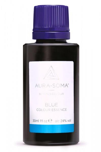 Aura-Soma® Farbessenz Saphirblau