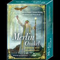 Kartenset: Merlin-Orakel