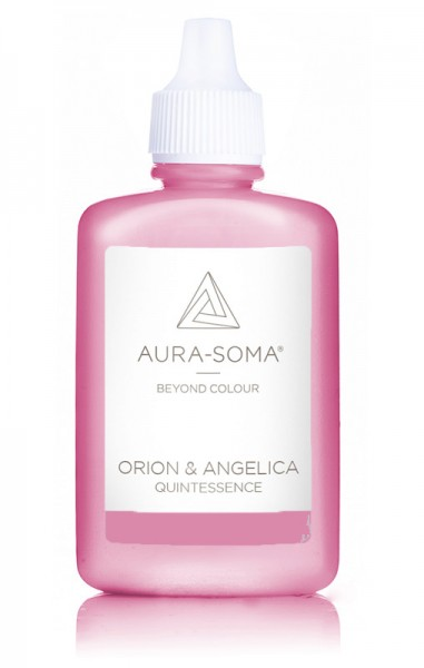 Aura-Soma® Quintessenz Orion & Angelika