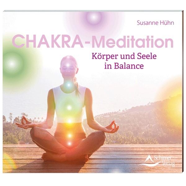 Chakra-Meditation - Süsanne Hühn (CD)