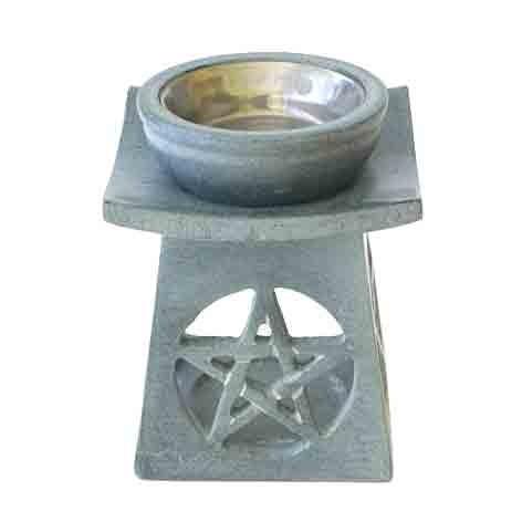 "Räucherduftlampe ""Pentagram"""