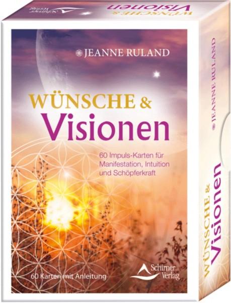 Kartenset: Wünsche & Visionen