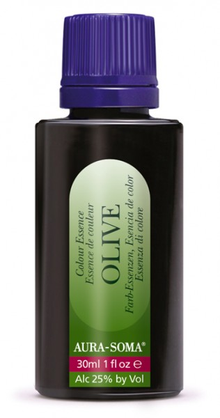 Aura-Soma® Farbessenz Olivgrün