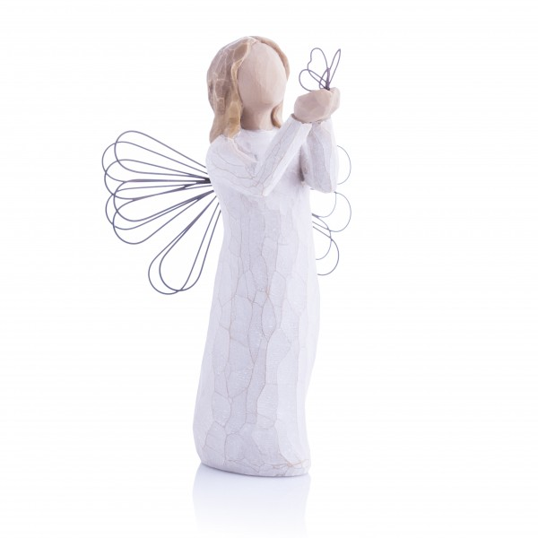 "Willow Tree® ""Angel of Freedom"""
