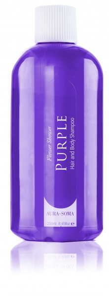 Aura-Soma® Flower Shower Purpur