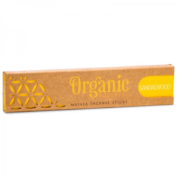 Organic Goodness Räucherstäbchen - Sandelholz