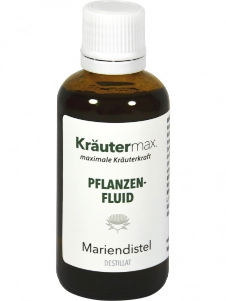 Mariendistel Pflanzenfluid 50 ml