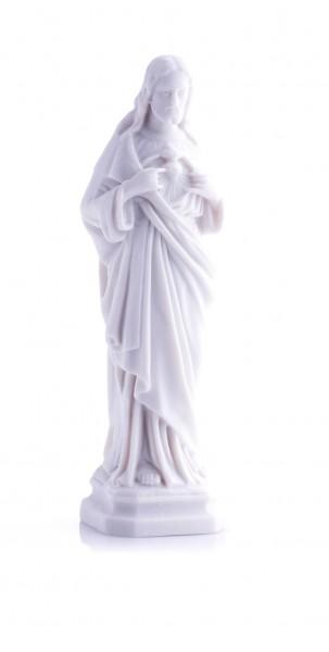 "Figur ""Jesus Sacro Cuore"", Alabaster"
