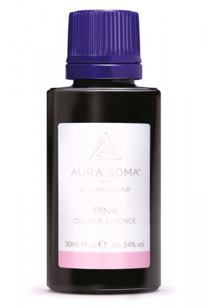 Aura-Soma® Farbessenz Rosa
