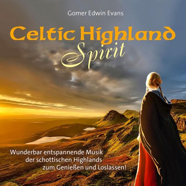 CD: Celtic Highland Spirit