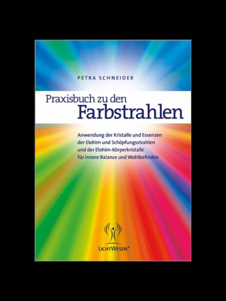 Praxisbuch zu den Farbstrahlen mit Schuber - Petra Schneider