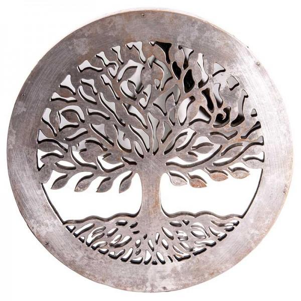 Spiegel Lebensbaum Eisen