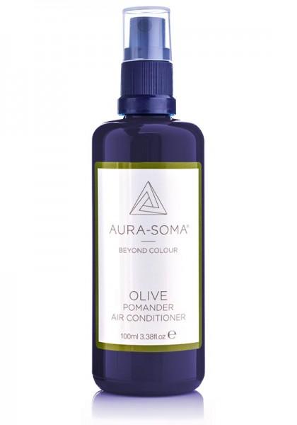 Aura-Soma® Raumspray Olivgrün - Pomander