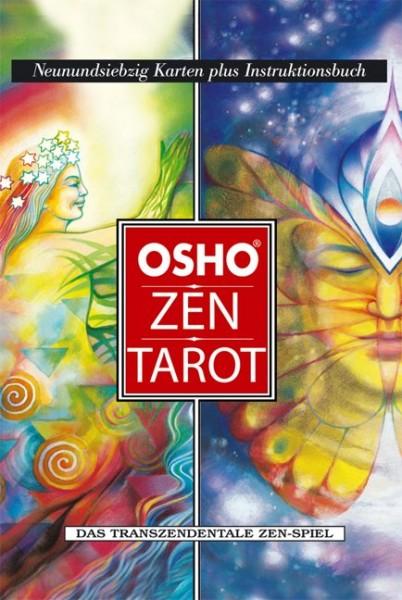 Osho Zen Taroch - Buch und Karten im Set