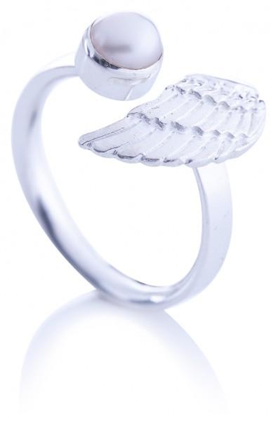 """Ring """"Engelflügel der Vollkommenheit"""""""