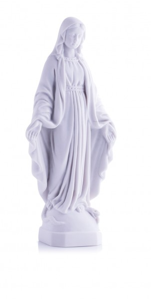 Segnende Maria - Alabster Statue