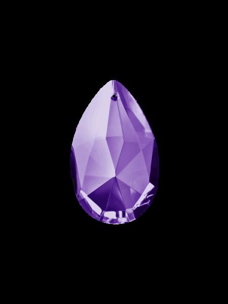"""Kristalltropfen """"Violetter Schöpfungsstrahl"""""""