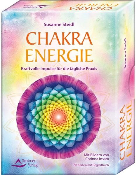 Kartenset: Chakra-Energie