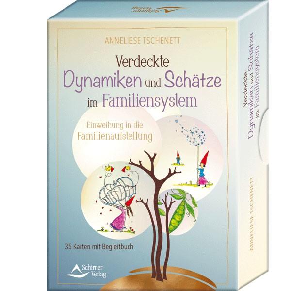 Kartenset - Verdeckte Dynamiken und Schätze im Familiensystem