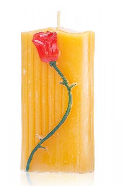"""Bienenwachskerze """"Roses"""""""