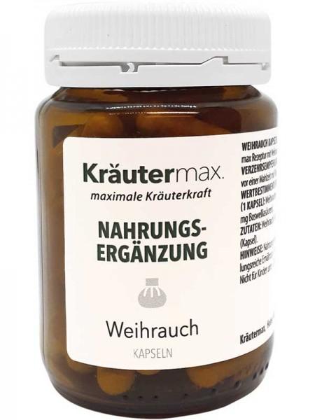 Kräutermax Weihrauch, 60 Kapseln