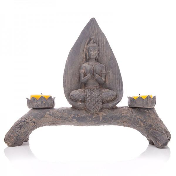 Kleiner Buddha Altar