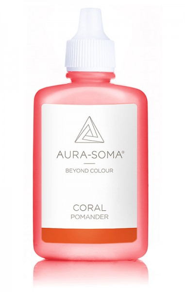 Aura-Soma® Pomander Koralle