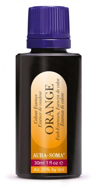 Aura-Soma® Farbessenz Orange