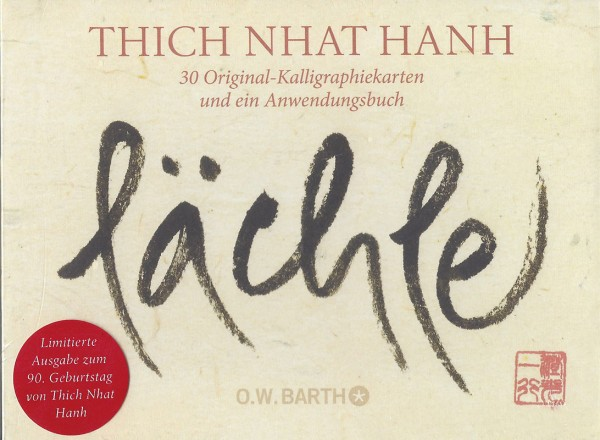 Thich Nhat Hanh - Lächle