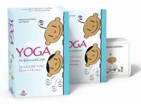 Yoga für Klein und Groß - Yoga mit dem Kleinen Yogi