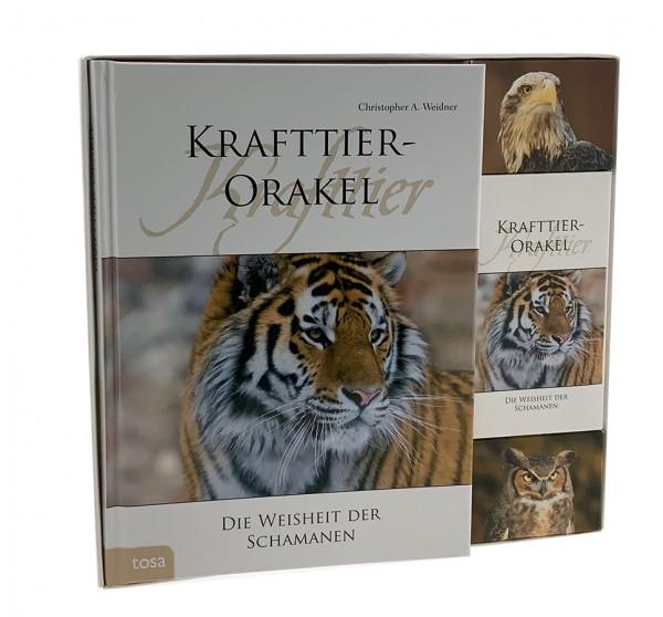Krafttier-Orakel - Christopher A. Weidner